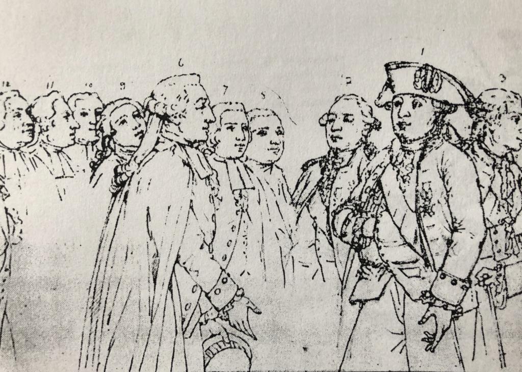 Le voyage de Louis XVI en Normandie - Page 2 E2275110