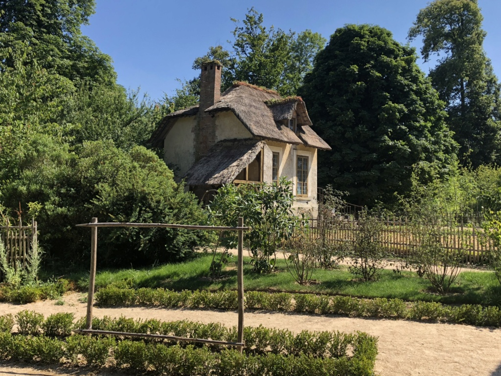 Le Boudoir du Hameau du Petit Trianon E4f6dd10