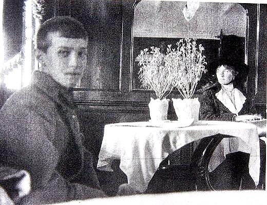 Il y a 100 ans, abdication du tsar Nicolas II E6f66f10