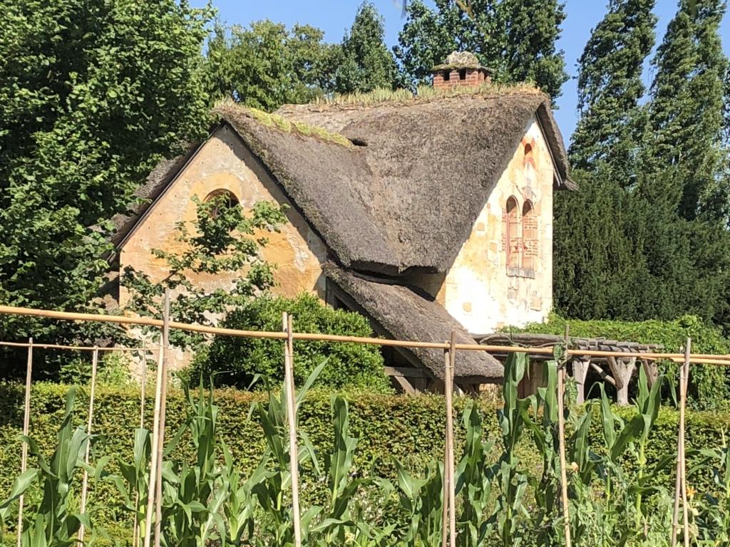 La maison du garde du Hameau du Petit Trianon E8027210