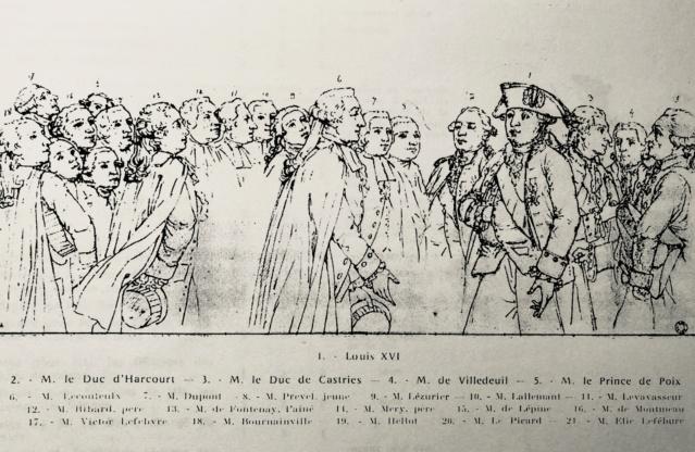 Le voyage de Louis XVI en Normandie - Page 2 Ead60410
