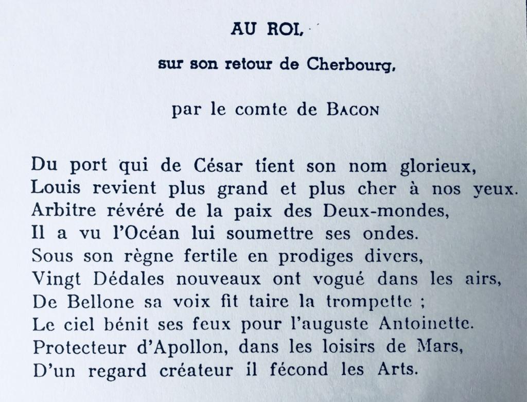 Le voyage de Louis XVI en Normandie - Page 2 Ebfdb410