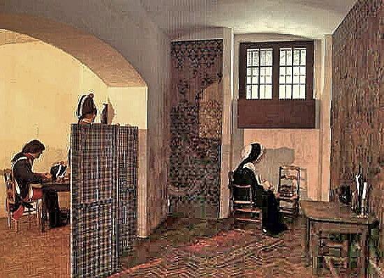 La cellule de Marie-Antoinette à la Conciergerie   - Page 6 Eddf1710