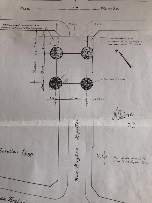 La famille royale à la prison du Temple : plans et aménagements - Page 7 Fef7ec10