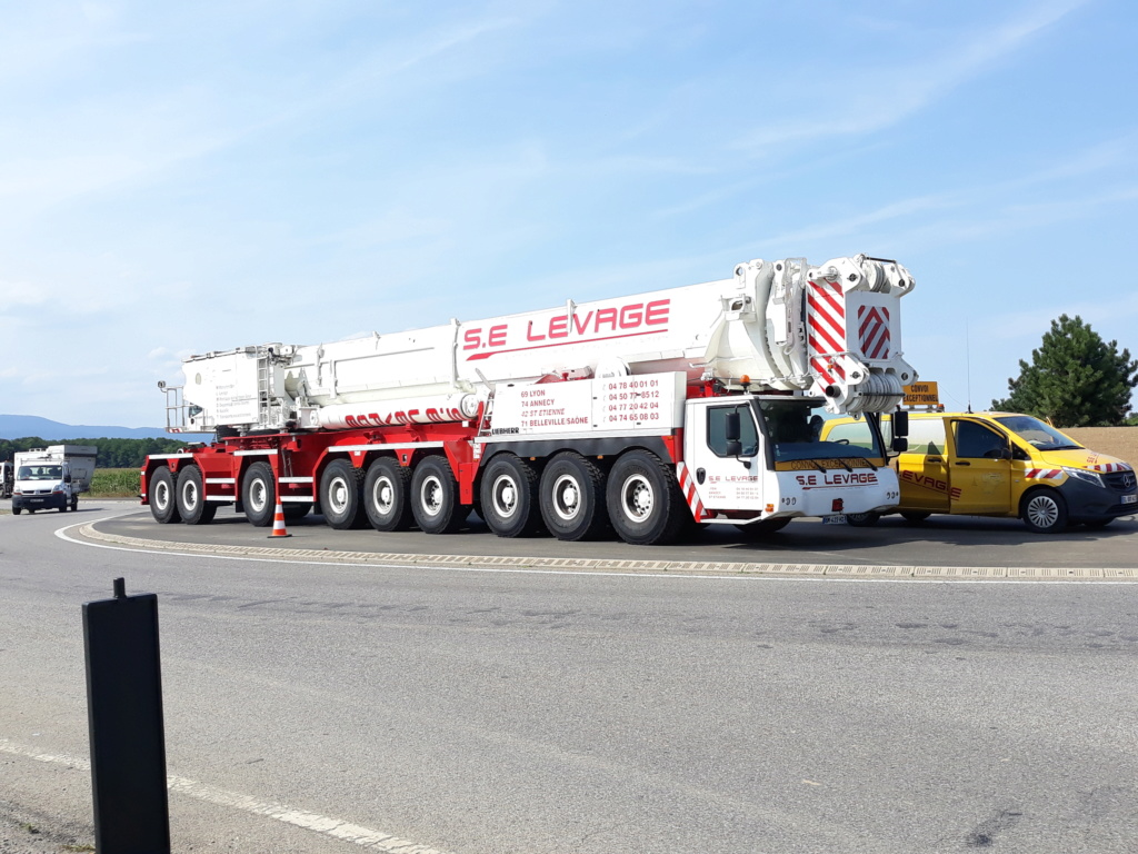 Les grues de S.E. LEVAGE (France) - Page 53 20180718