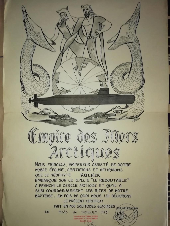 [Les traditions dans la Marine] Passage du cercle polaire (Sujet unique) - Page 4 Img_2028