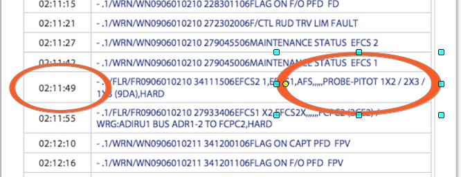 AF447 : Commentaires (partie 3) - Page 7 Acars_10