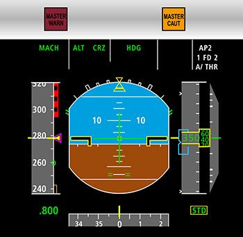 AF447 :  un accident d'une extraordinaire complexité Pfd-110
