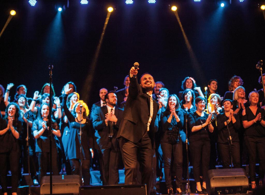 New Generation Gospel Crew in concerto a Torrebelvicino sabato 23 novembre Image010