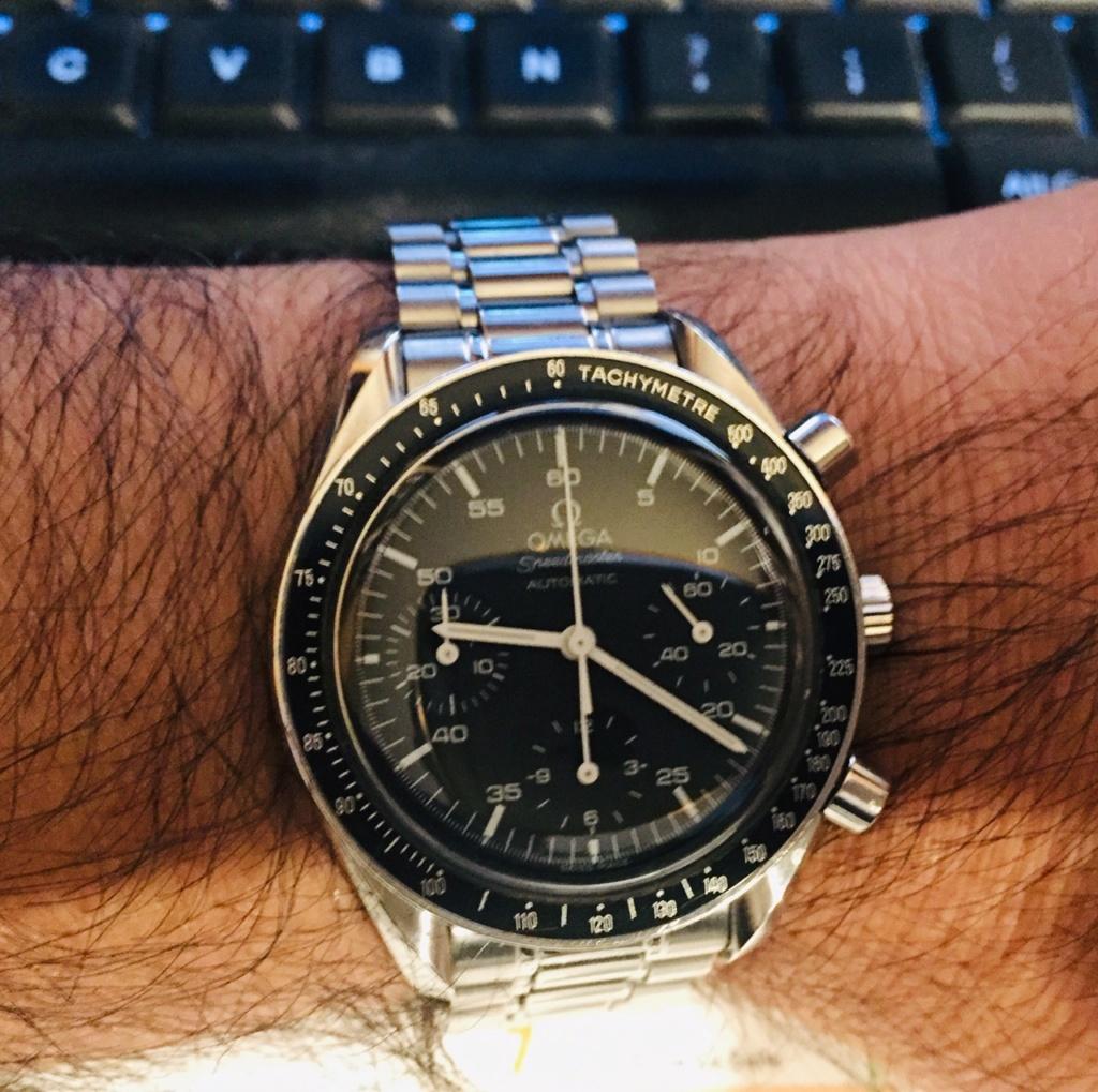 La montre du jour non russe Spped10
