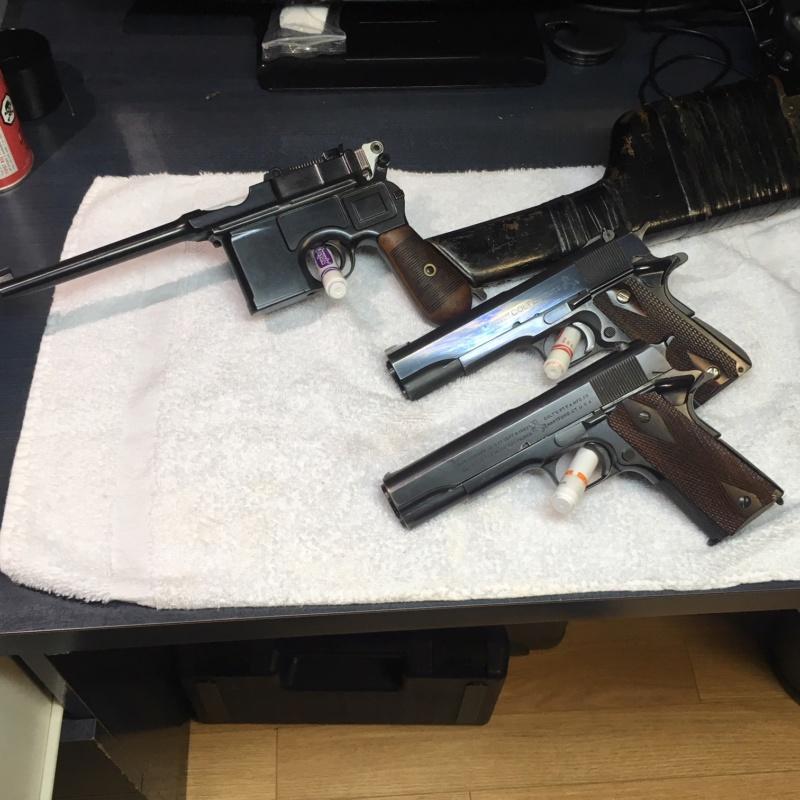 Bon je voulais vous montrer une partie de mes gun, bonne lecture les boys Img_1516