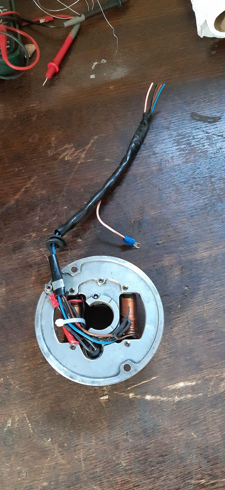 Batterie  Stator12