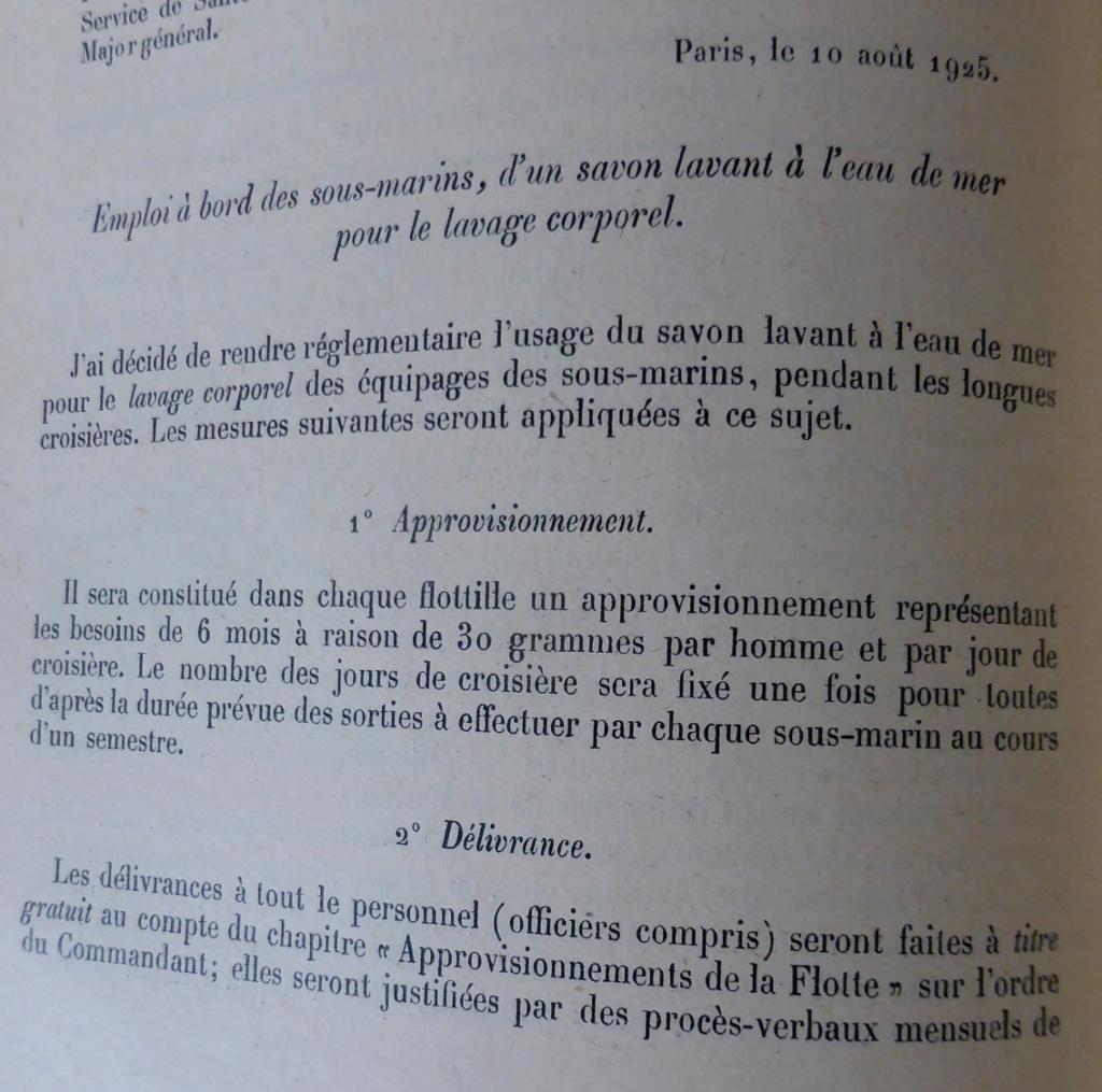 [ Divers - Les classiques ] La vie à bord d'un sous-marin classique - Page 26 1925_s10