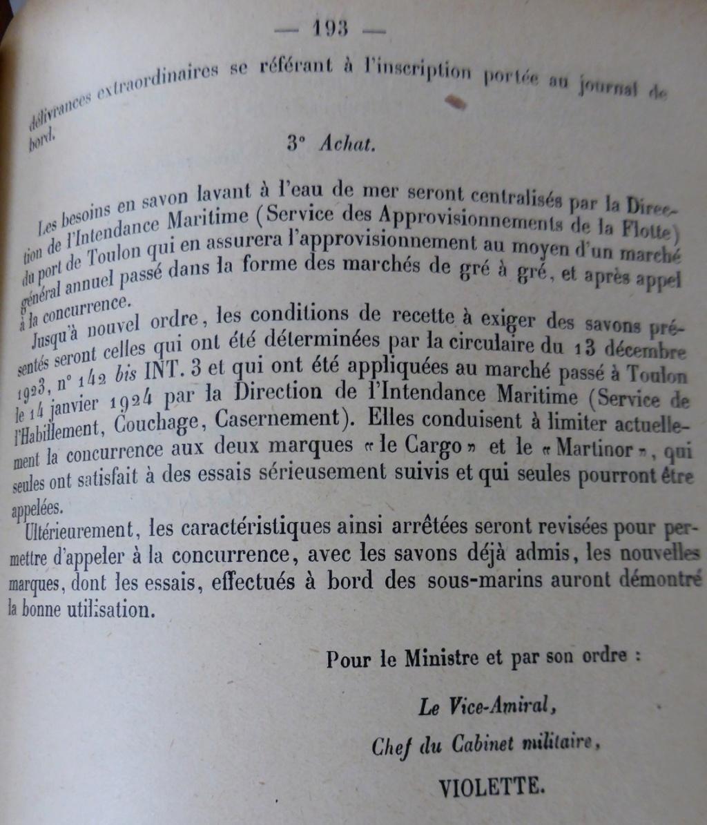 [ Divers - Les classiques ] La vie à bord d'un sous-marin classique - Page 26 1925_s11