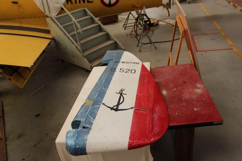 [ Les Musées en rapport avec la Marine ] Musée de l'Aeronautique Navale de Rochefort - Page 14 20180911