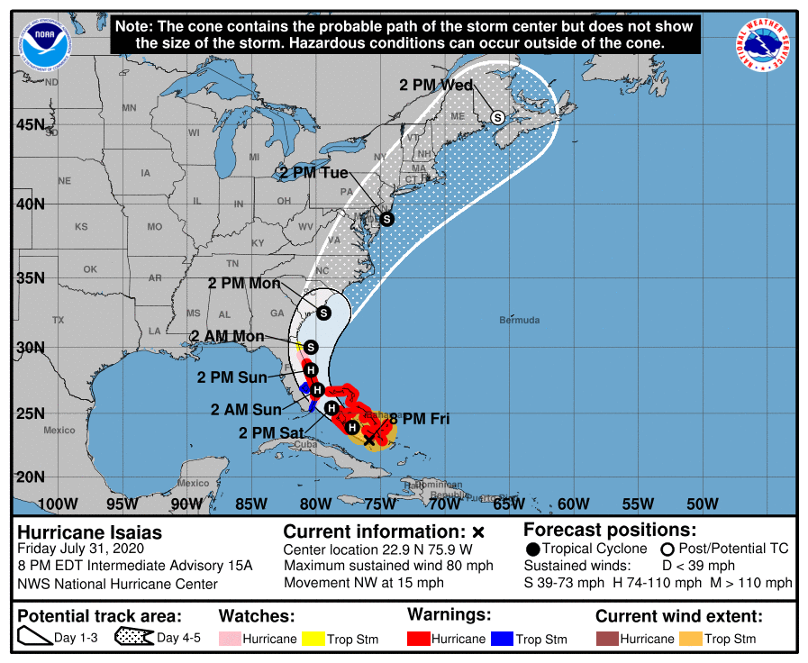 Hurricane Isaias 15002410