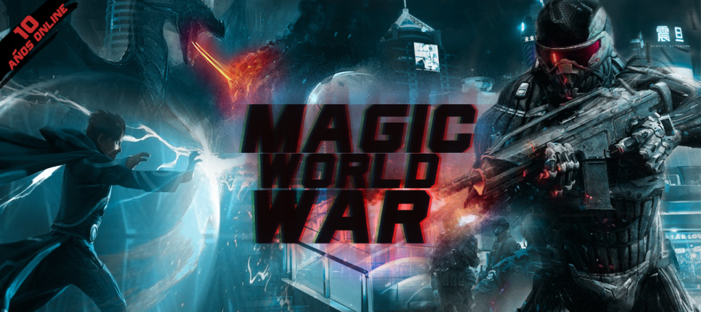 Magic World War Lebann10