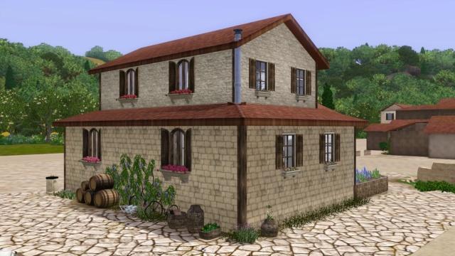 Galerie de Ptitemu : quelques maisons. - Page 27 Coloc910