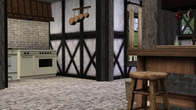 Galerie de Ptitemu : quelques maisons. - Page 28 Cuisin16