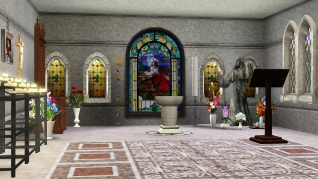 Galerie de Ptitemu : quelques maisons. - Page 26 Eglise12