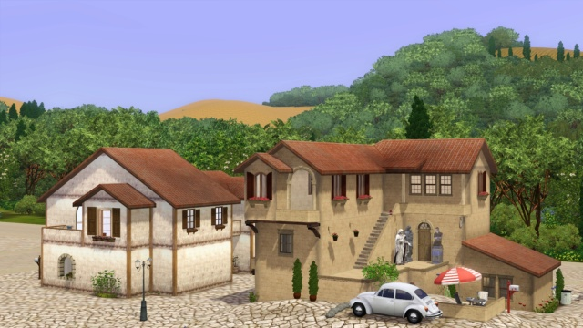Galerie de Ptitemu : quelques maisons. - Page 27 Toscan10