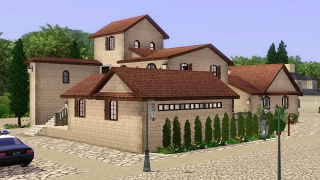 Galerie de Ptitemu : quelques maisons. - Page 27 Toscan13