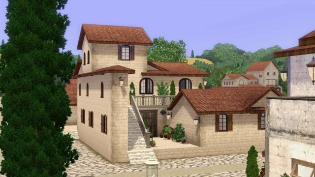 Galerie de Ptitemu : quelques maisons. - Page 27 Toscan14