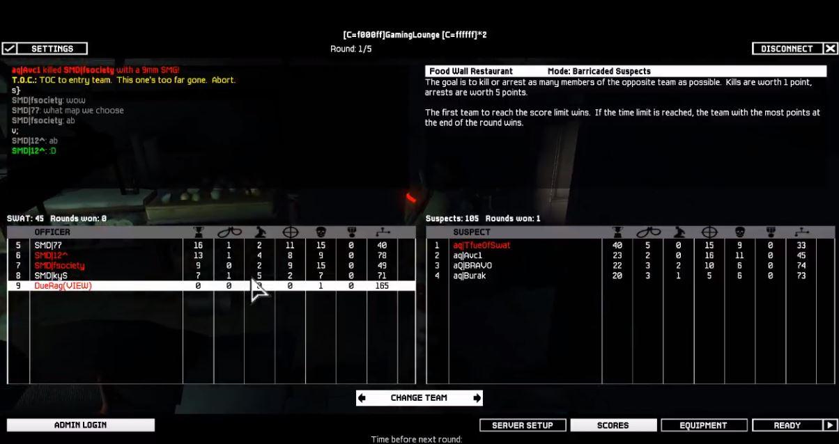 aQ vs SMD ~ BS (330:314)  211