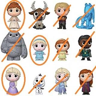 [Vente - Recherche] Chez Plum' - Mystery Mini Frozen II / Collection Hachette figurines + livres 51qsxn11
