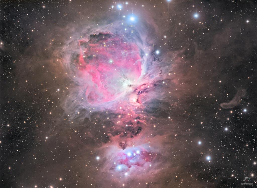 M42 & Ngc1977 Astros10