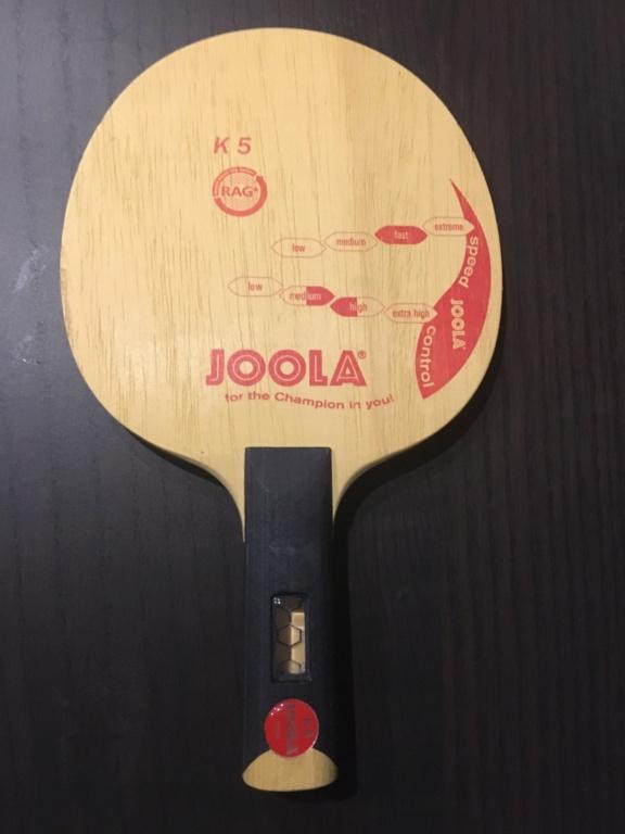 Bois JOOLA K5 en droit très bon état  C4d2ab10