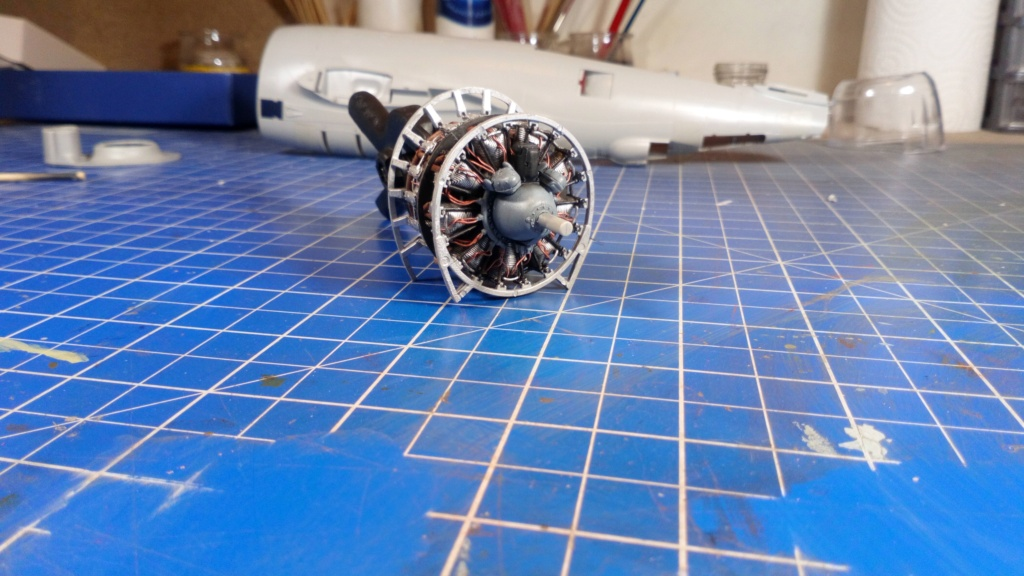 P47D Groupe II/5 Lafayette  1/32 Trumpeter - Page 2 0924