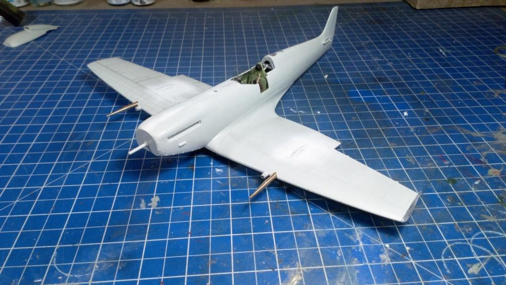 "Spitfire Mk IX e Revell 1/32 + décals Tamiya 1/4  ""Dauphine "" - Page 2 2613"