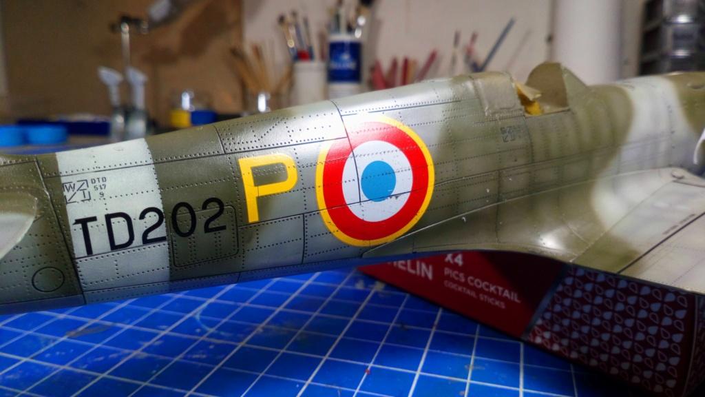 "Spitfire Mk IX e Revell 1/32 + décals Tamiya 1/4  ""Dauphine "" - Page 6 6413"