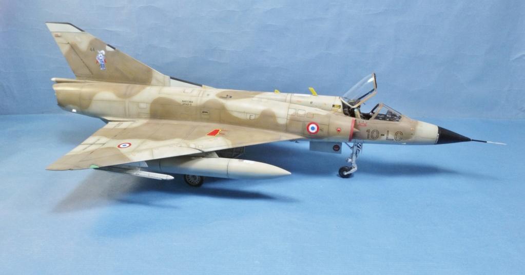 """Mirage IIIC 1/32 Italeri """" deco Djibouti """" Dsc_0139"""