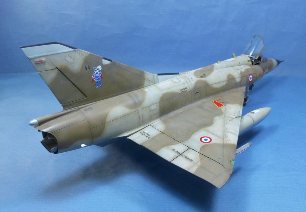 """Mirage IIIC 1/32 Italeri """" deco Djibouti """" Dsc_0140"""