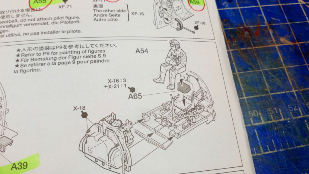 A6m3 zero 1/48 Tamiya  Dsc_0179