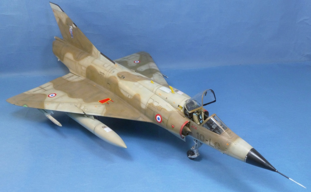 """Mirage IIIC 1/32 Italeri """" deco Djibouti """" Dsc_0645"""