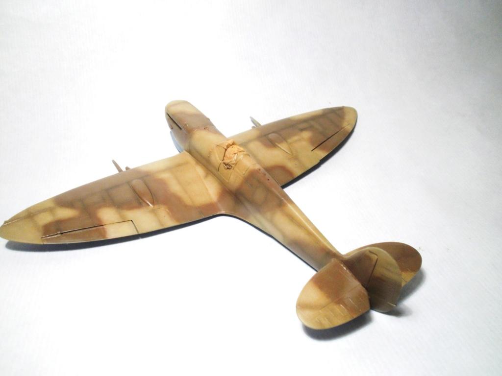 Spitfire MKVb trop  hobbyboss 1/32  - Page 2 P1140010