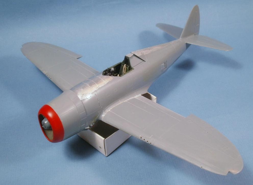 "P 47D ""Razorbak""  GC II/5 Lafayette - Page 5 P8230010"