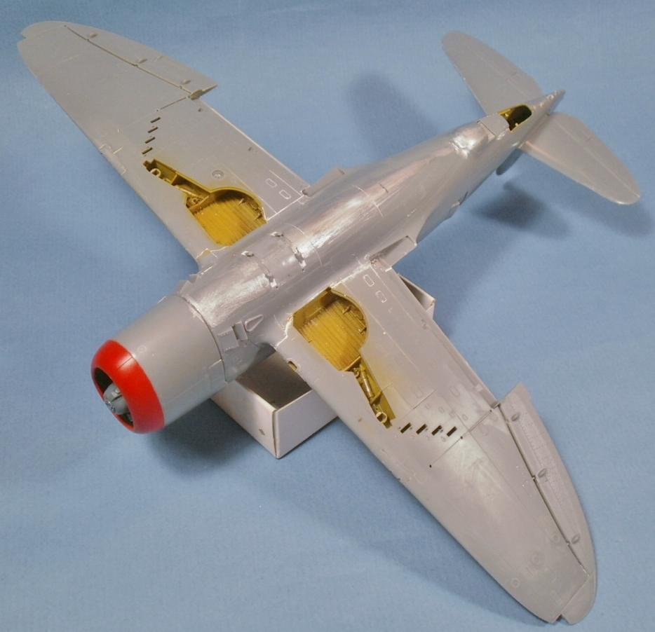 "P 47D ""Razorbak""  GC II/5 Lafayette - Page 5 P8230011"