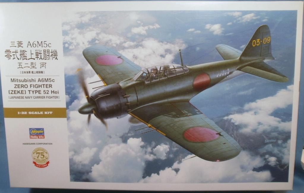 A6M5c Zero Hasegawa 1/32 Pc070012
