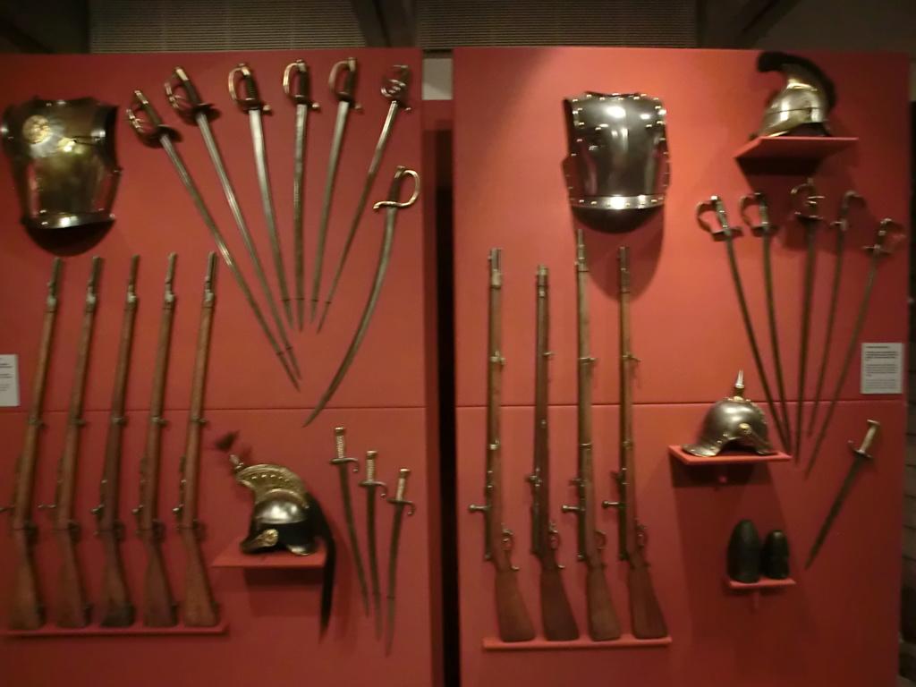 Musée de Gravelotte, dit de la Guerre de 1870 et de l'Annexion.  Cimg6114