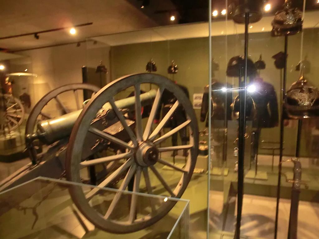 Musée de Gravelotte, dit de la Guerre de 1870 et de l'Annexion.  Cimg6117