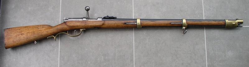 un fusil Dreyse modèle 1841 Dreys_11