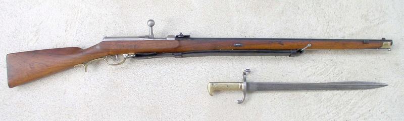un fusil Dreyse modèle 1841 Dreys_14
