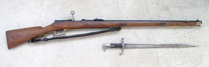 un fusil Dreyse modèle 1841 Dreys_16