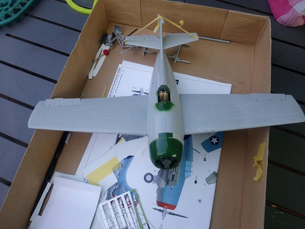 """Grumman F4F-3  1/32   """"les diables de Guadalcanal"""" - Page 2 Dsc_0230"""