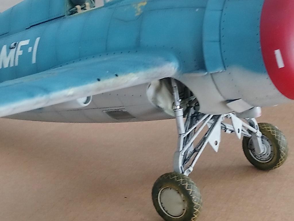 """Grumman F4F-3  1/32   """"les diables de Guadalcanal"""" - Page 3 Dsc_0250"""