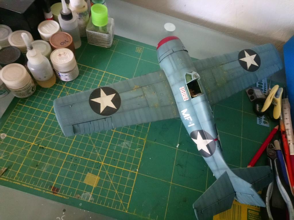 """Grumman F4F-3  1/32   """"les diables de Guadalcanal"""" - Page 3 Dsc_0252"""